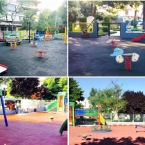 Αναβαθμίζονται 15 Παιδικές Χαρές στον Δήμο Νίκαιας – Αγίου Ιωάννη Ρέντη με χρηματοδότηση της ΠεριφέρειαςΑττικής