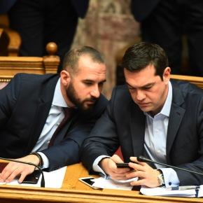 Δ. Τζανακόπουλος: Οι άξονες του κυβερνητικού σχεδιασμού για να κλείσει η περίοδος των μνημονίων και της επιτροπείας(βίντεο)