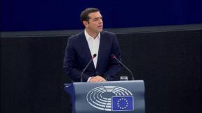 Αλέξης: «Καποιοι δεν πίστευαν ότι οι Ελληνες θα τα καταφέρουν»-Ολομέλεια Ευρωπαϊκού Κοινοβουλίου[BINTEO]