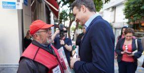 Ντροπή! #FakeNews – Ο Μητσοτάκης δεν σεβάστηκε τον άστεγο και πλαστογράφησε τα λεγόμενά του (ΒΙΝΤΕΟΚΟΝΤΡΑ)