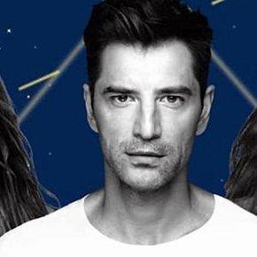 Συναυλία για καλό σκοπό – Σάκης Ρουβάς, Έλενα Παπαρίζου και Ελένη Φουρέιρα στον Ιππόδρομο Αθηνών στις 22Σεπτεμβρίου